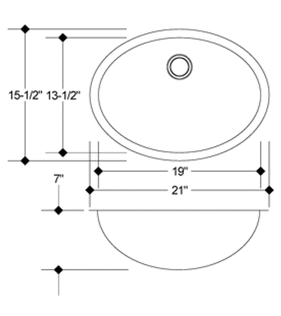LB-SV-14 stainless sink measurement