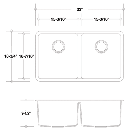 S3318DSP- quartz sink measurement