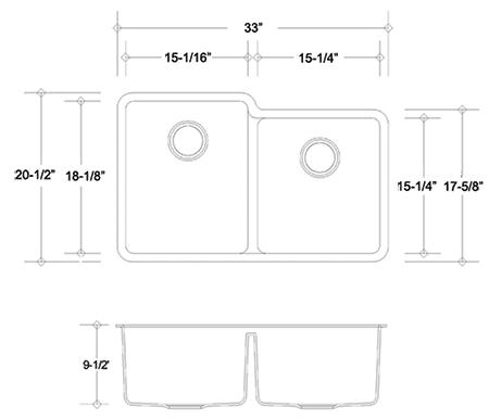 S3320LSP - quartz sink measurement